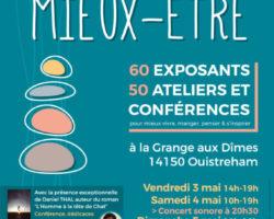 Mélanie Aimée naturopathe Caen exposante au 2ème salon du mieux-être à Ouistreham le 3-4-5 mai 2019
