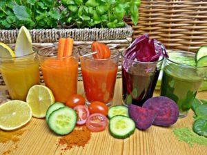 Atelier yoga-naturo jus de légumes